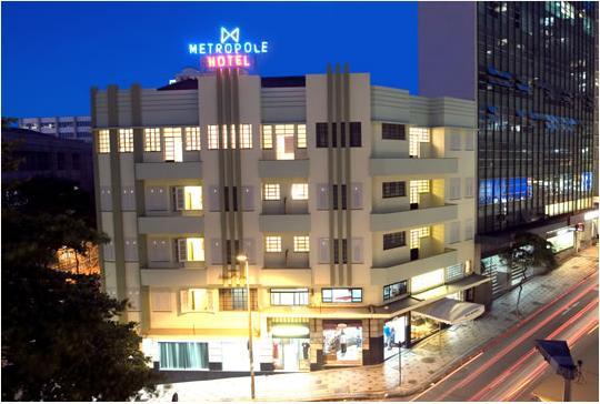 Hotel Metrópole