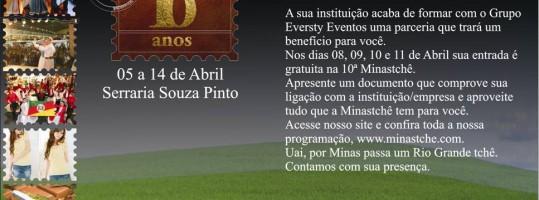 Convênio Minastchê