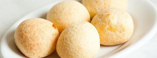 Pão de Queijo e Biscoito de Queijo