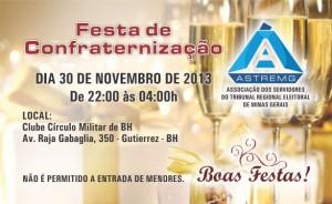 Astremg - Festa de Confraternização 21 Out 2013
