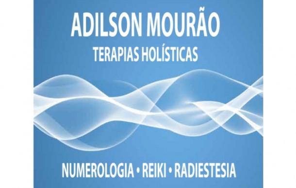 Terapias Holísticas  Adilson Mourão