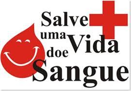 Campanha para doação de sangue