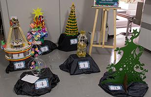 Conheça as árvores que estão participando do Concurso da Árvore Criativa da Astremg e vote nas 3 árvores mais criativas