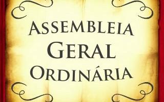 Convocação de Assembléia Geral Ordinária – Eleição Triênio 2015/2018