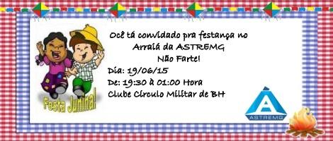 Festa Junina Astremg – 2015