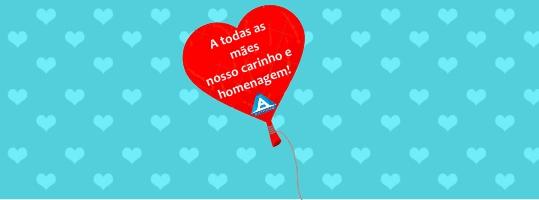 Semana do dia das mães – Estoure um balão e retire seu prêmio na hora.