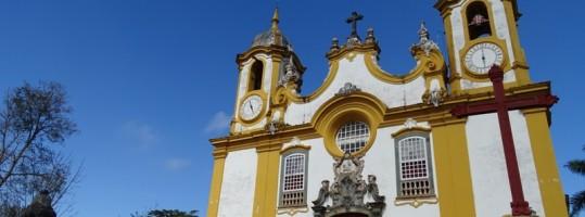Viagem à Tiradentes