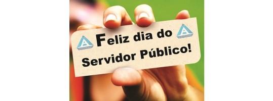 Sorteio para o dia do Servidor Público