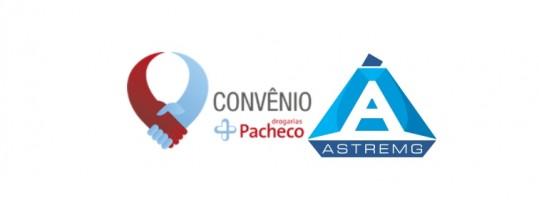 Alteração das senhas para utilização do convênio com as Drogarias Pacheco
