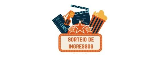 Sorteio Kit Cinema para o recesso