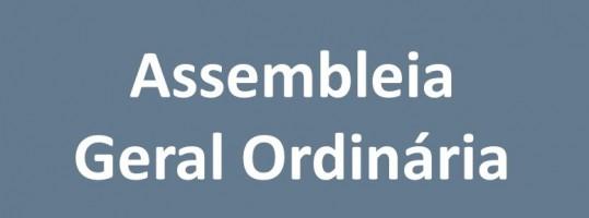 Convocação de Assembléia Geral Ordinária