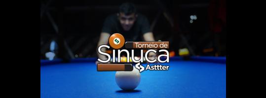 TORNEIO DE SINUCA DA ASTTTER