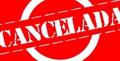 Cancelamento da Assembleia Geral Ordinária e Extraordinária