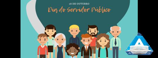 Feliz dia do Servidor Público