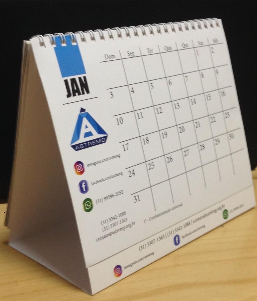 Calendario Astremg 2021