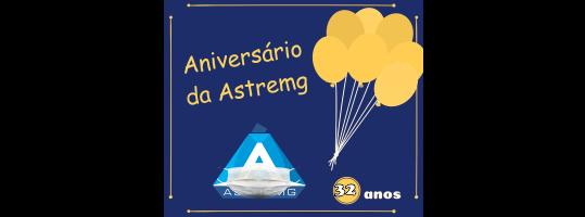Aniversário da Astremg – 32 anos